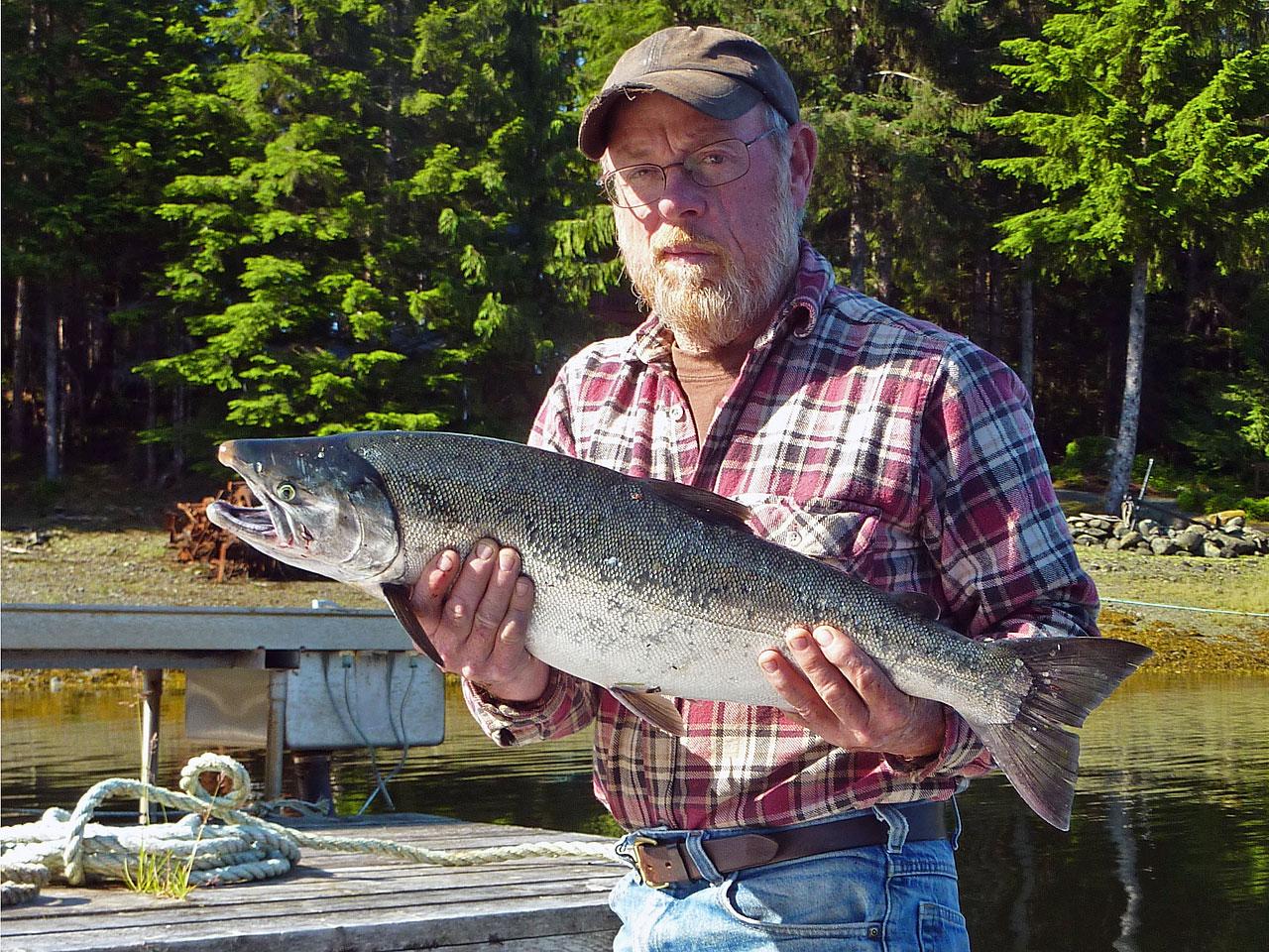 Alaskan Salmon Fishing Cabins - Alaskan Escape, Thorne Bay, AK